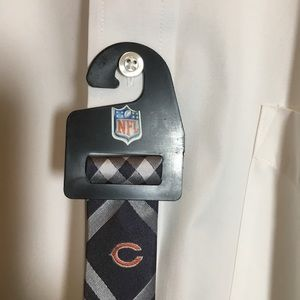 NFL Accessories - Chicago Bears, Eagles Wings, Rhodes Tie